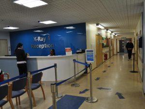 Xray Reception