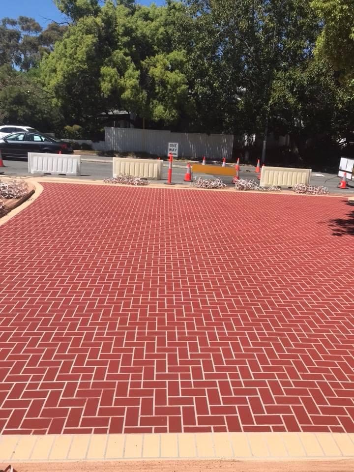 pavement resurfacing perth